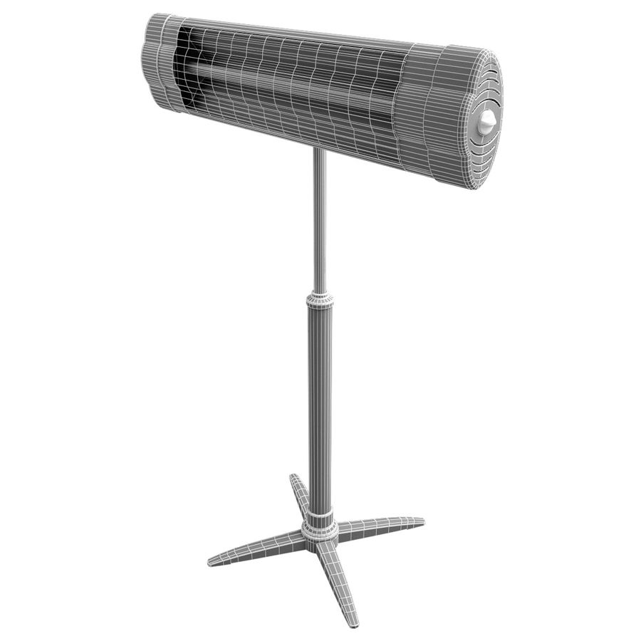 UFO Infrared Heater royalty-free 3d model - Preview no. 15