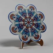 Handmade Ceramic 01 3d model