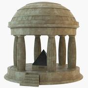 Memorial 3d model