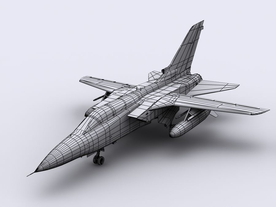 Tornado ADV royalty-free 3d model - Preview no. 8