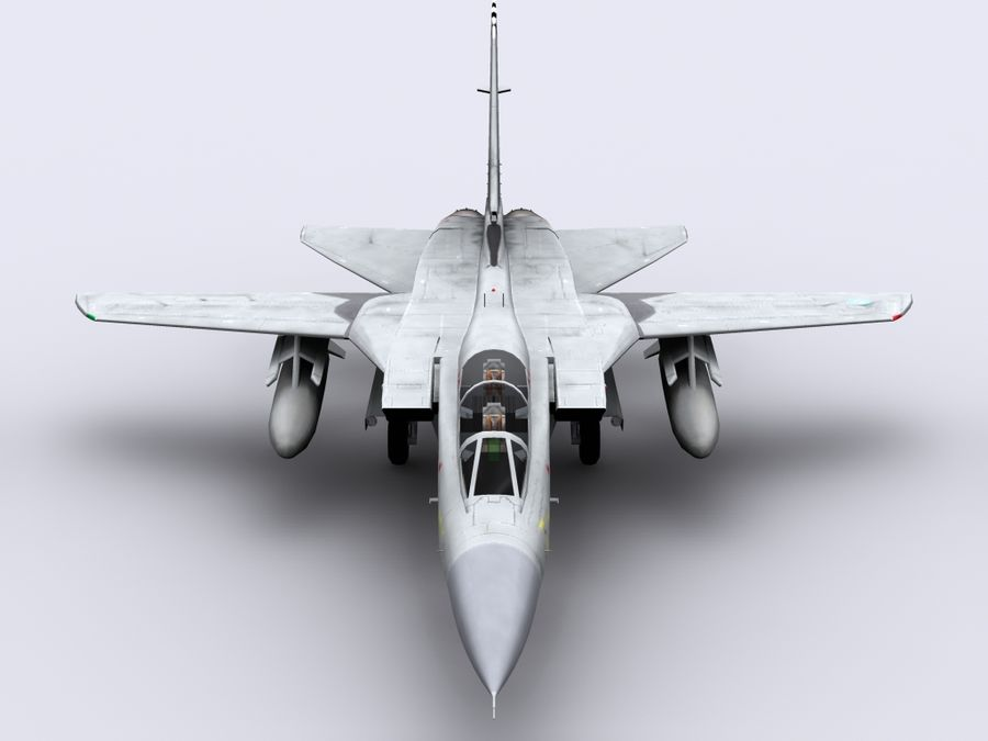Tornado ADV royalty-free 3d model - Preview no. 3