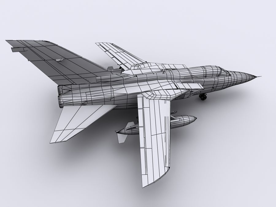 Tornado ADV royalty-free 3d model - Preview no. 10