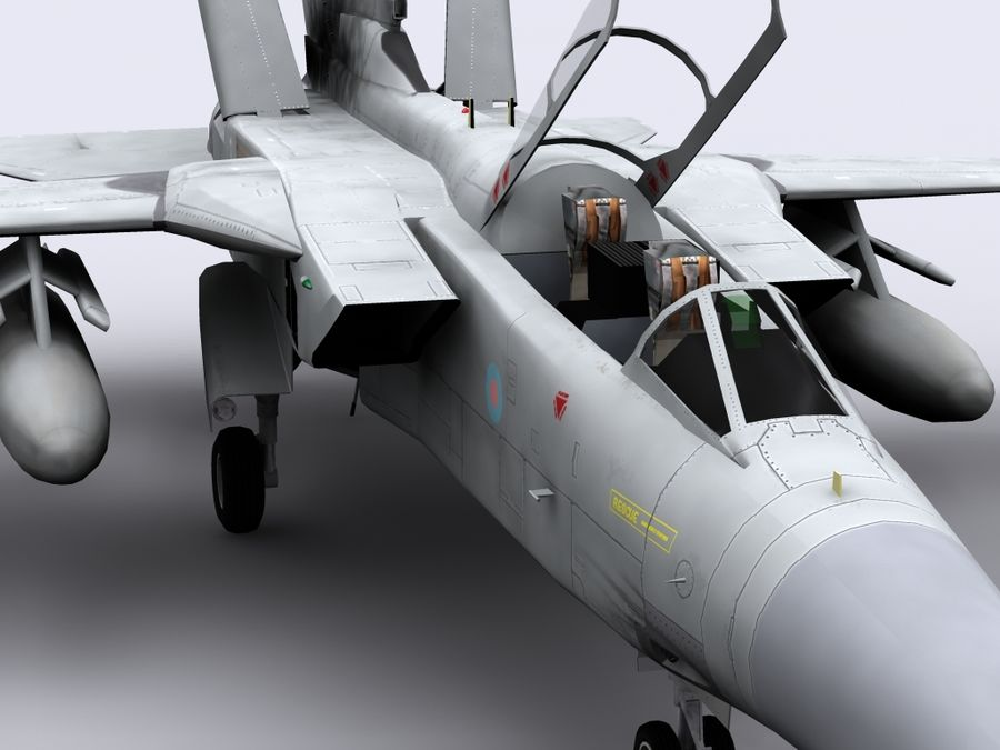 Tornado ADV royalty-free 3d model - Preview no. 5