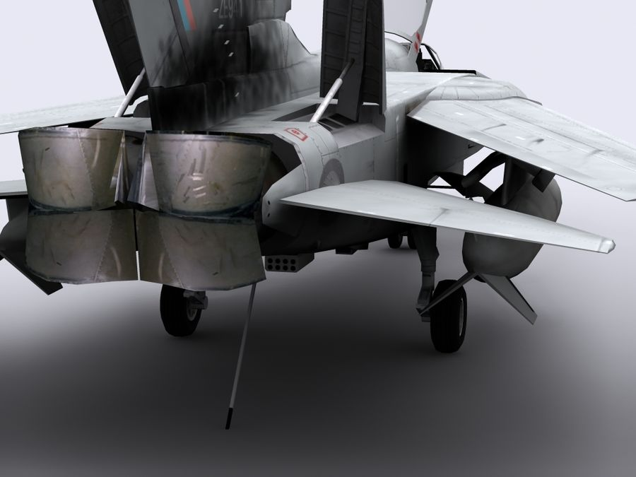 Tornado ADV royalty-free 3d model - Preview no. 6