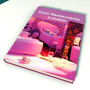 Book, Libro 3d model