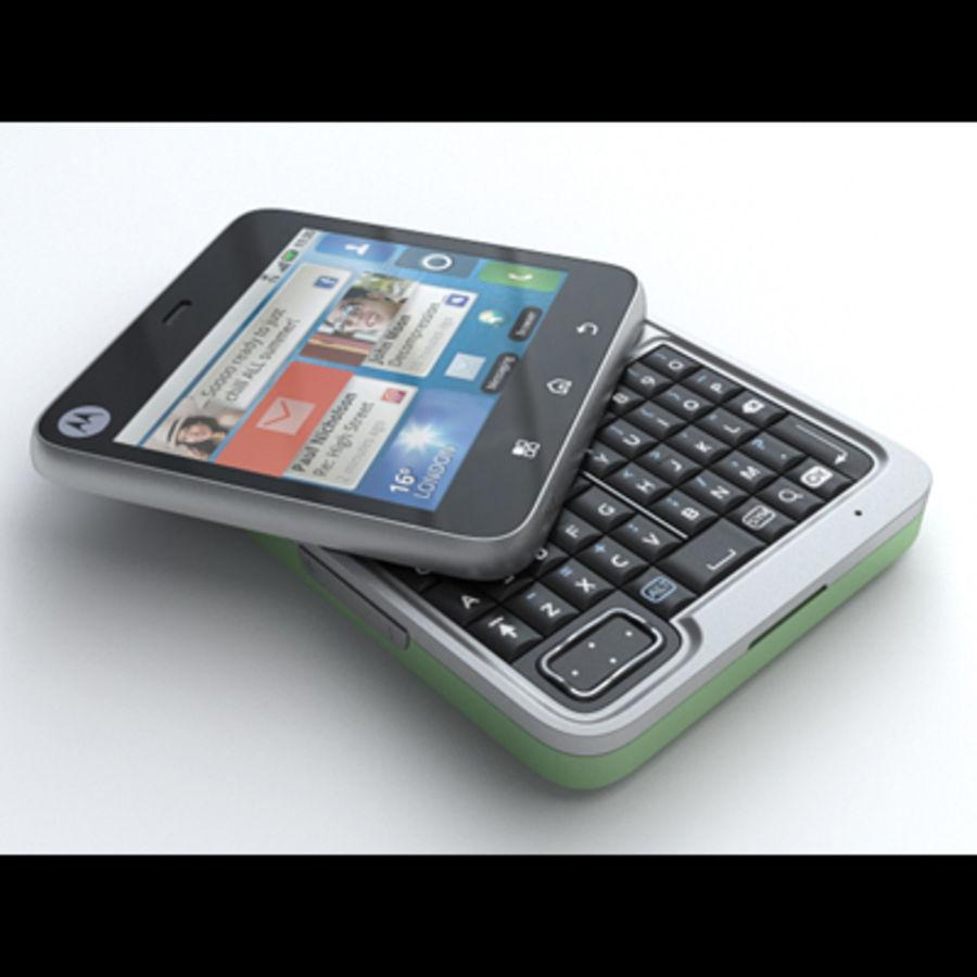Motorola FlipOut royalty-free 3d model - Preview no. 1