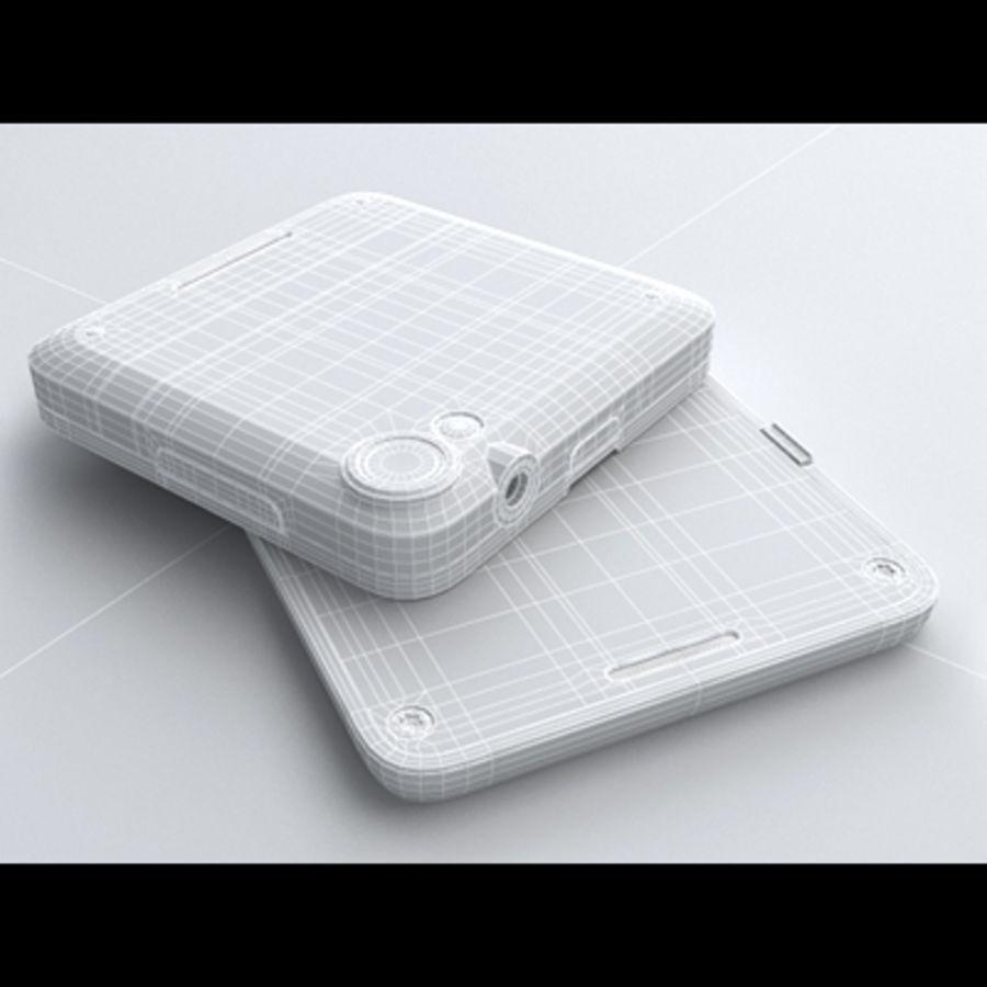 Motorola FlipOut royalty-free 3d model - Preview no. 22