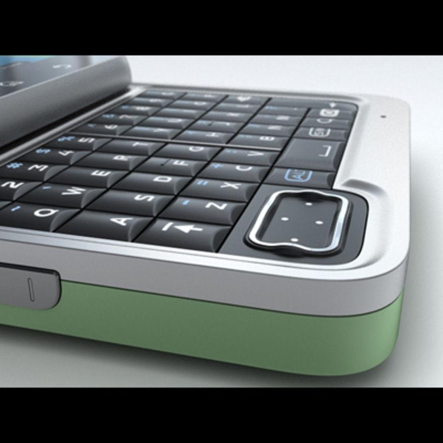 Motorola FlipOut royalty-free 3d model - Preview no. 19