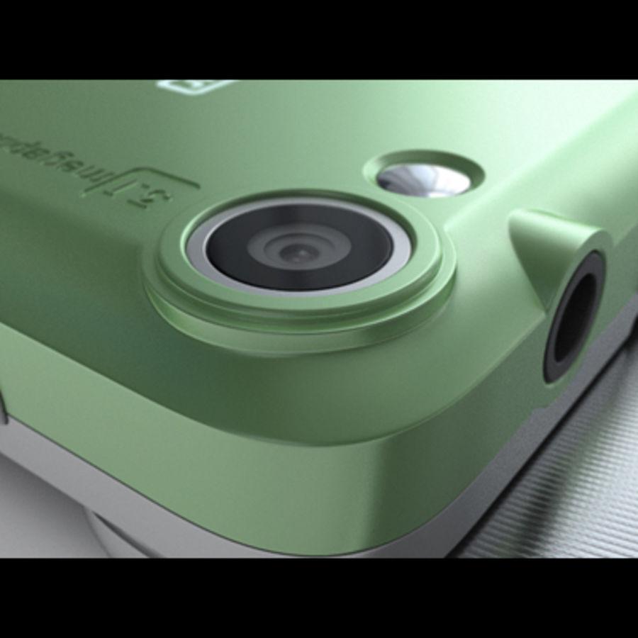 Motorola FlipOut royalty-free 3d model - Preview no. 20