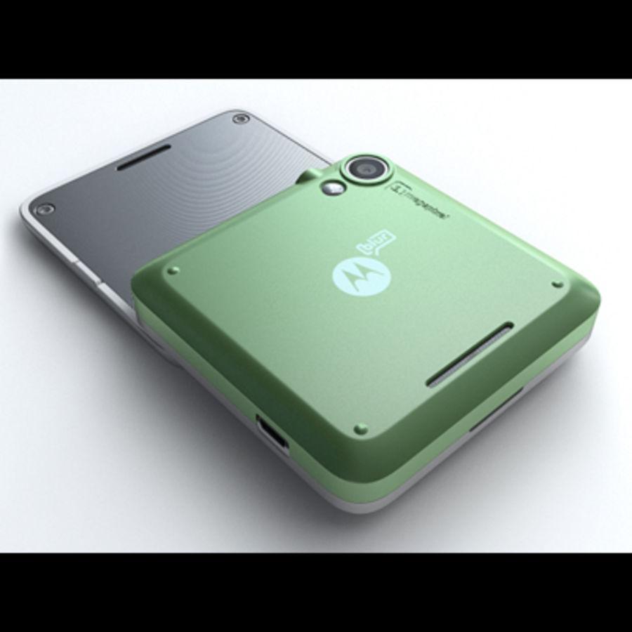 Motorola FlipOut royalty-free 3d model - Preview no. 9
