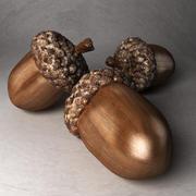 Oak Nut 3d model