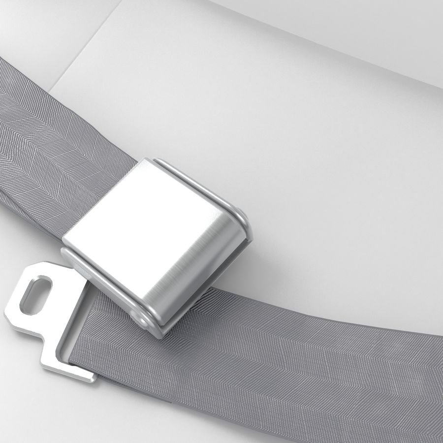 Seat belt A 3D Model $25 -  max  c4d  3ds  3dm  obj - Free3D