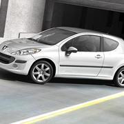 Peugeot 207 3door 3d model
