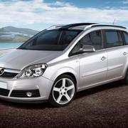 Opel Zafira 2006-2010 3d model