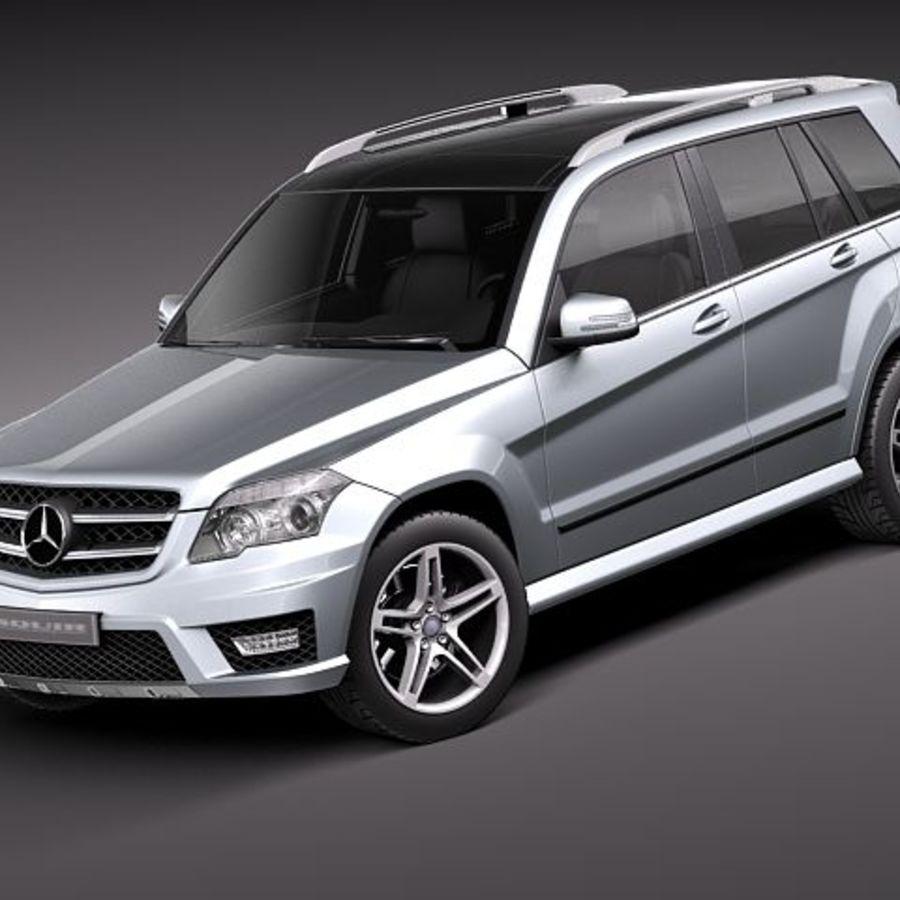 All Types glk amg : Mercedes GLK AMG 3D Model $129 - .obj .lwo .fbx .c4d .max .3ds ...