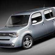 Nissan Cube 2010 3d model