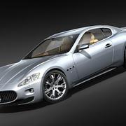 Maserati GranTurismo S 3d model