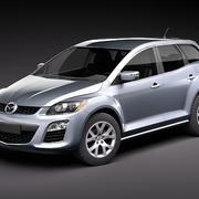 Mazda CX-7 modelo 3d
