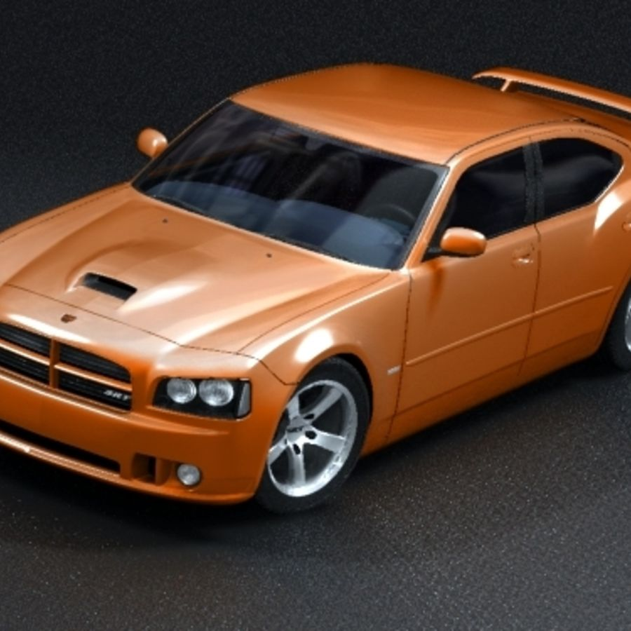 dodge charger 2005 srt8 3d model 69 max free3d. Black Bedroom Furniture Sets. Home Design Ideas
