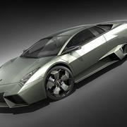 Ламборджини Ревентон 3d model