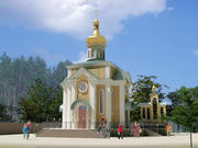 3D Model Church 2 3d model
