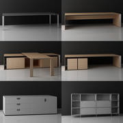 CITTERIO OFFICE COLLECTION 3d model