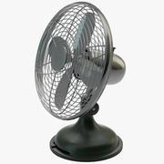Vintage Hava Fanı 3d model