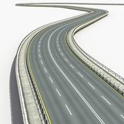 도로 3d model