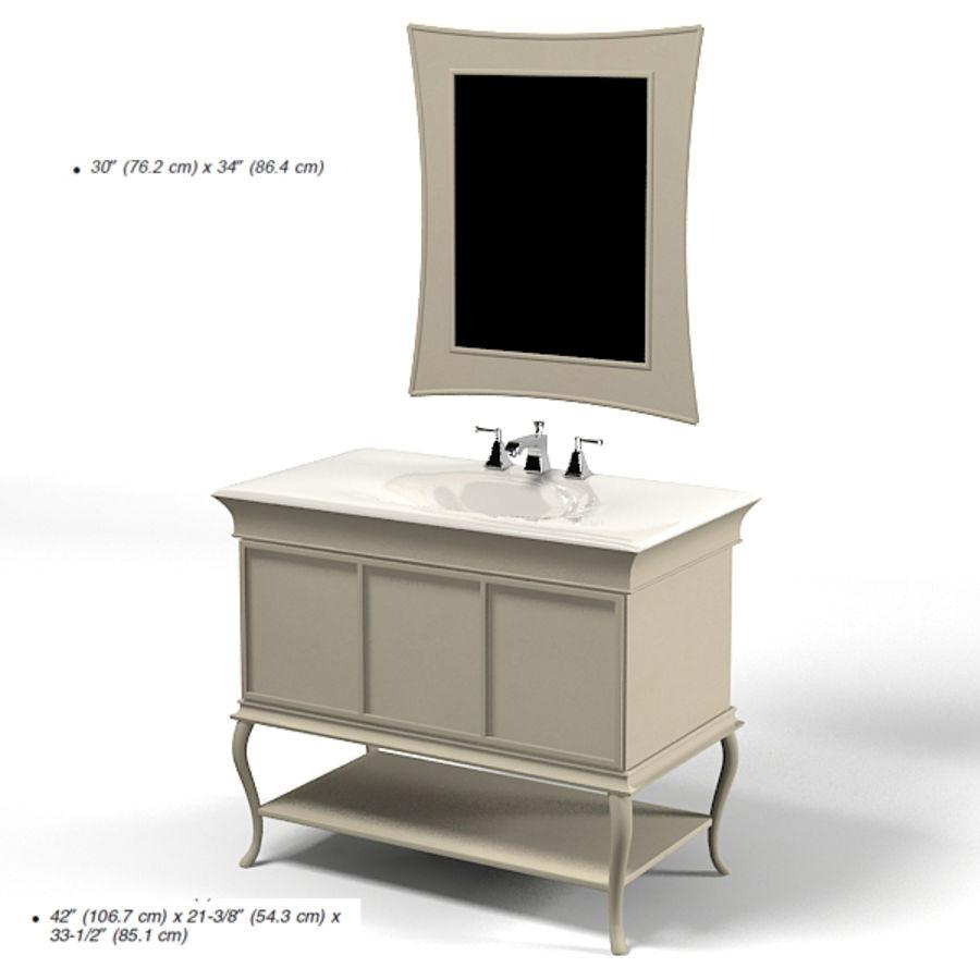 Kohler k-2457 2458 velin badmöbel set toilette wasserhahn ...