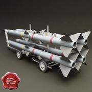 Bomb Bomb V6 3d model