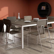 Dining room interior 01B 3d model