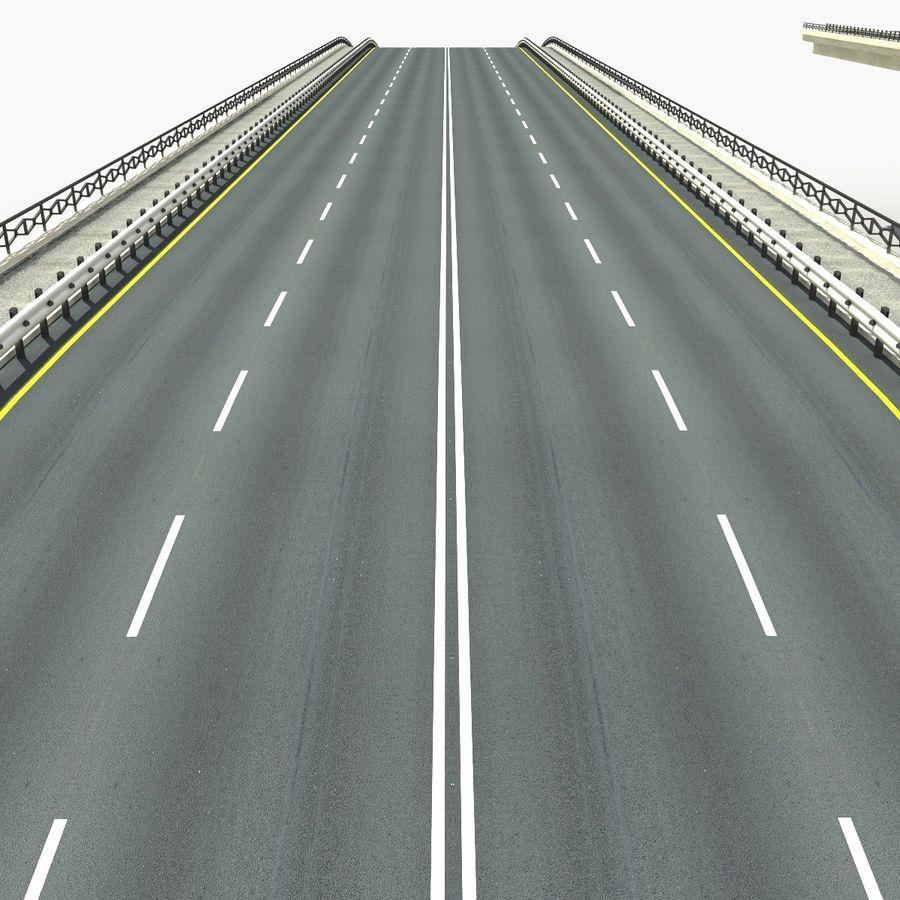 Bridges Roads royalty-free 3d model - Preview no. 7