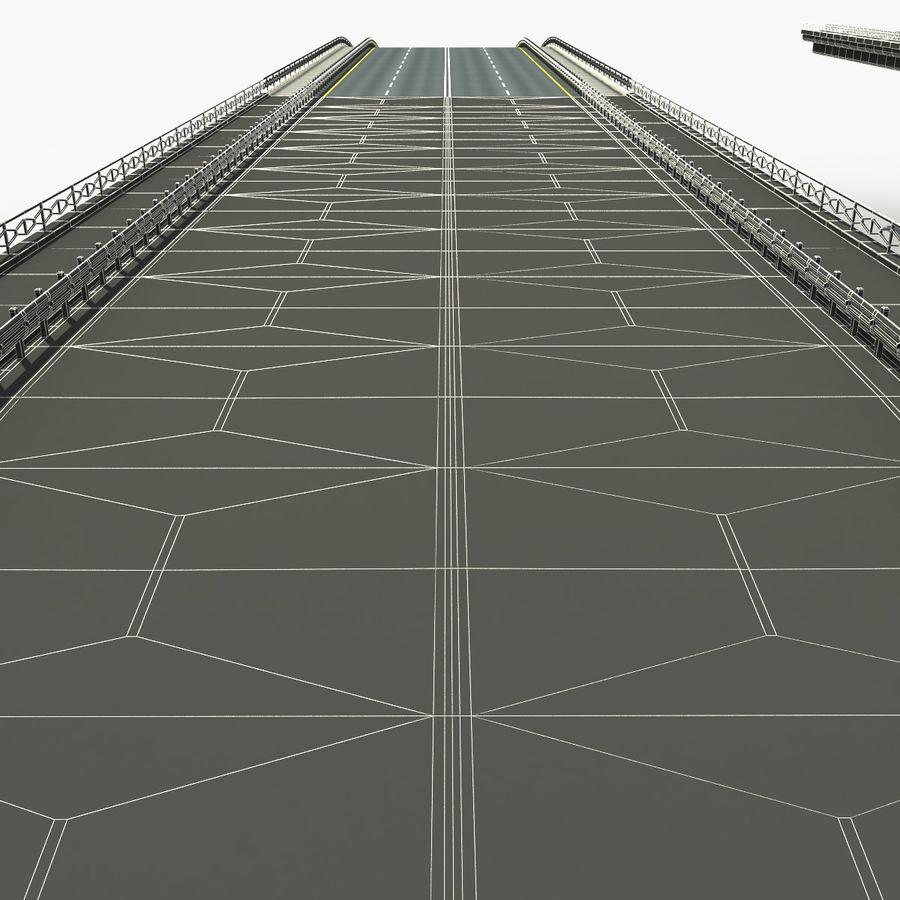 Bridges Roads royalty-free 3d model - Preview no. 13