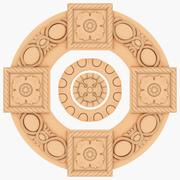 Ceiling (Fig 401) 3d model