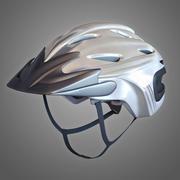 Casco de bicicleta modelo 3d