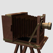 Kinnear Camera 3d model