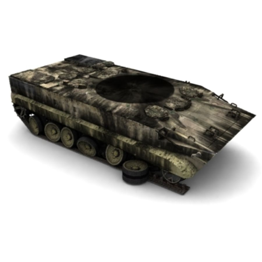 BMP3 royalty-free 3d model - Preview no. 7