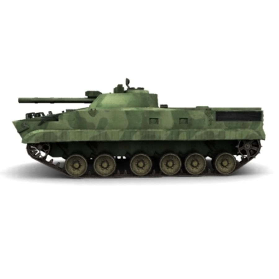 BMP3 royalty-free 3d model - Preview no. 2