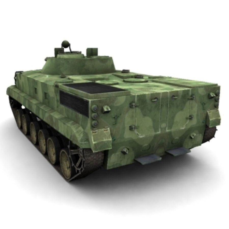 BMP3 royalty-free 3d model - Preview no. 4