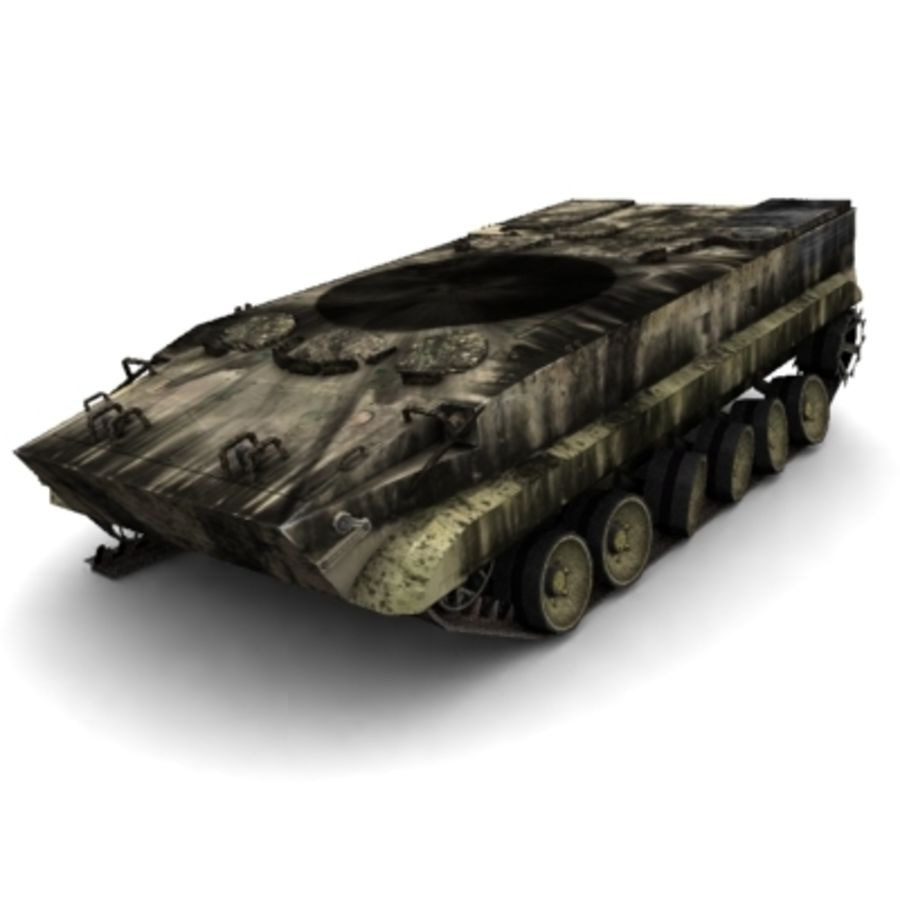 BMP3 royalty-free 3d model - Preview no. 6