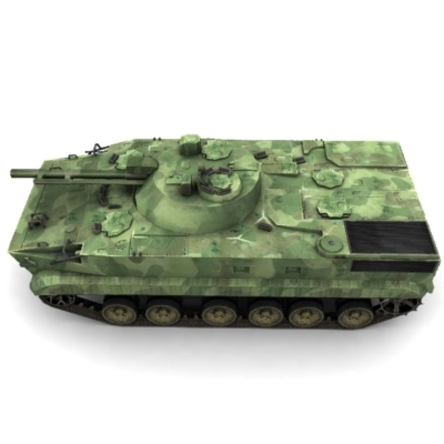 BMP3 royalty-free 3d model - Preview no. 3