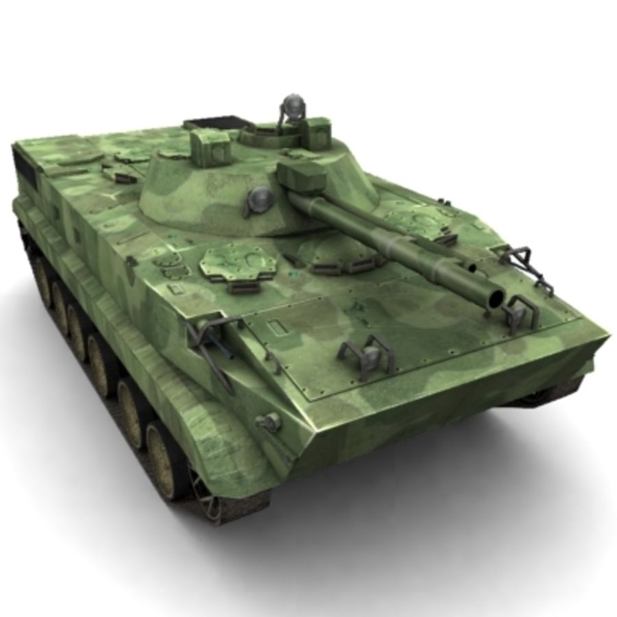 BMP3 royalty-free 3d model - Preview no. 5