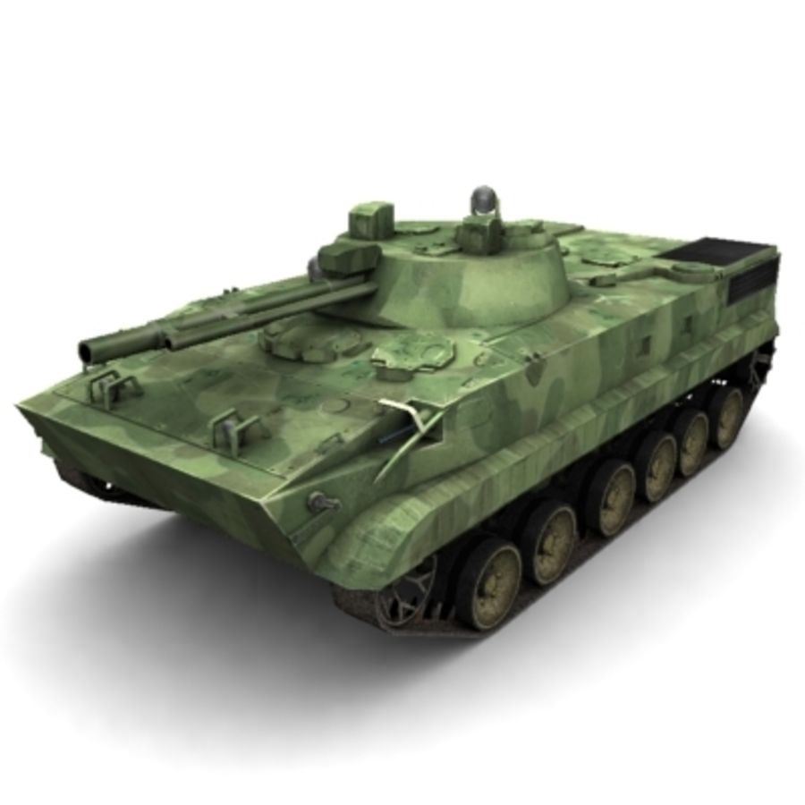 BMP3 royalty-free 3d model - Preview no. 1