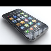 Samsung Canlı 3d model