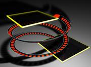 螺旋坡道 3d model