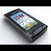 Nokia 5250 3d model