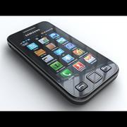 Samsung S5250 Wave525 3d model