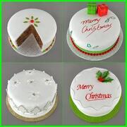 Raccolta di torte 3d model