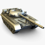 T72 Tank 3d model