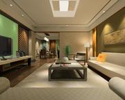 ggs-living room_016 3d model